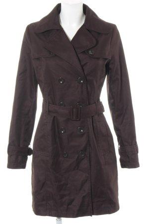 Orsay Pea Jacket dark brown casual look