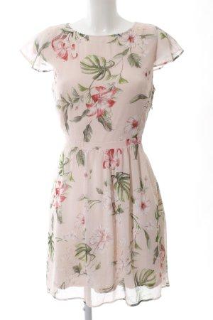 Orsay Chiffon Dress allover print casual look
