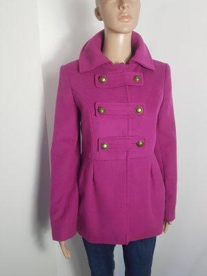 Orsay Fleece Jackets magenta-purple
