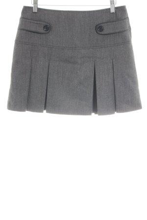 Orsay Plaid Skirt light grey elegant