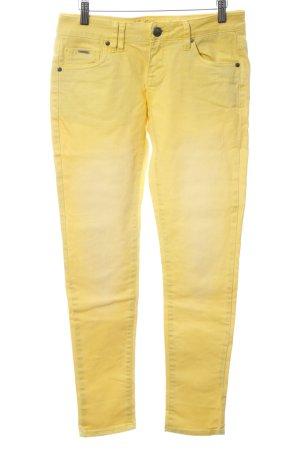 Orsay Five-Pocket-Hose blassgelb Casual-Look