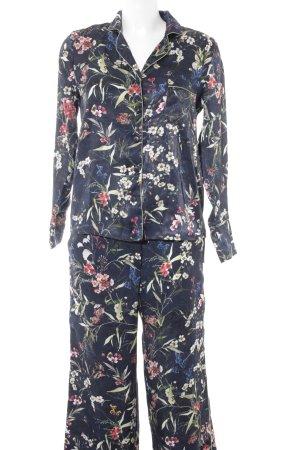 Orsay Leisure suit flower pattern casual look