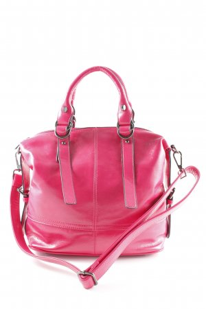 Orsay Bolso barrel magenta look casual