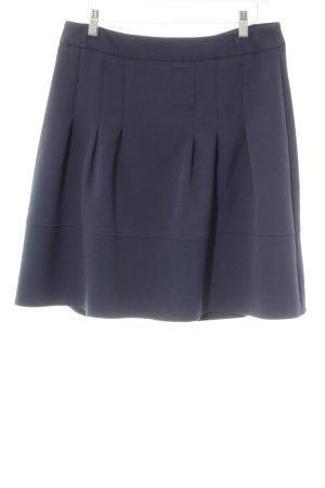 Orsay Jupe taille haute bleu foncé style décontracté