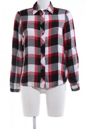 Orsay Lumberjack Shirt check pattern casual look