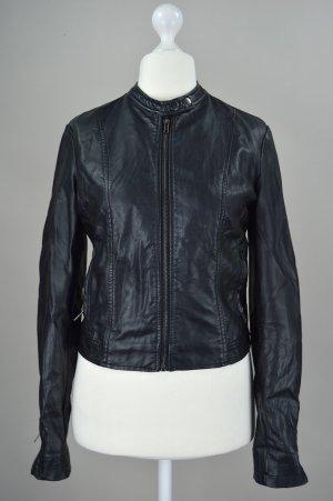 Orsay Jacke Bikerjacke schwarz Größe 38