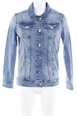 Orsay Jeansjacke blau Casual-Look