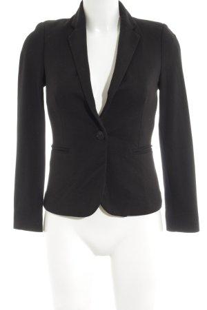 Orsay Jerseyblazer schwarz Business-Look