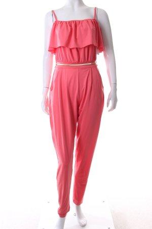 Orsay Jumpsuit lachs extravaganter Stil