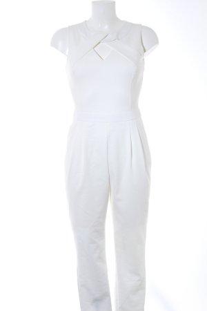Orsay Tuta bianco sporco elegante