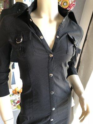 Orsay Vestido elástico negro