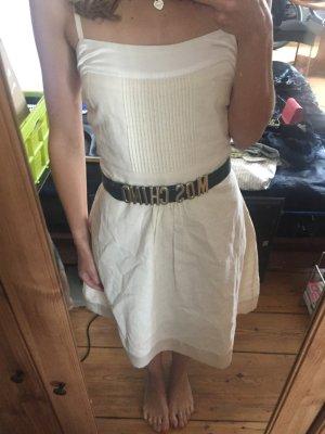 Orsay Kleid Sommer Gr. S mit H&M Gürtel