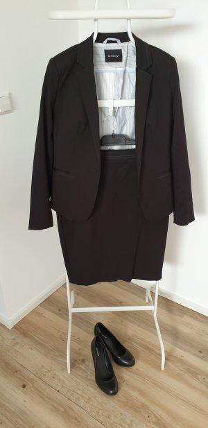 ORSAY, Kostüm, schwarz