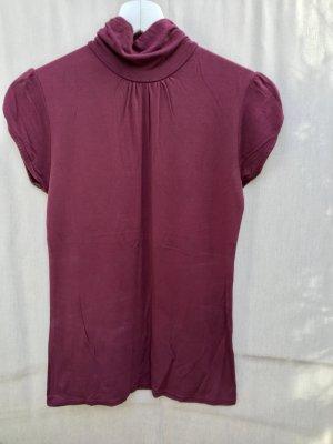 Orsay Camisa de cuello de tortuga púrpura-lila grisáceo Viscosa