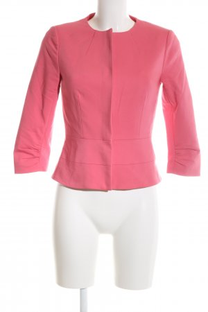 Orsay Kurz-Blazer pink Business-Look
