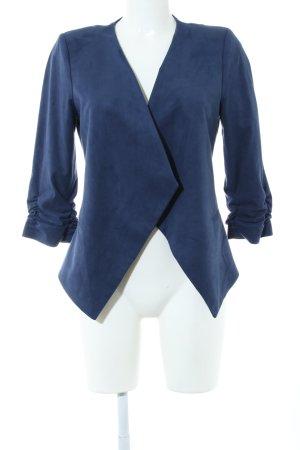 Orsay Kurz-Blazer blau Business-Look