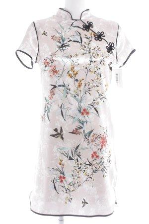 Orsay Kurzarmkleid florales Muster Elegant