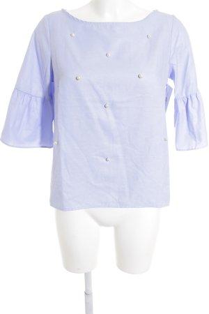 Orsay Langarm-Bluse himmelblau Elegant