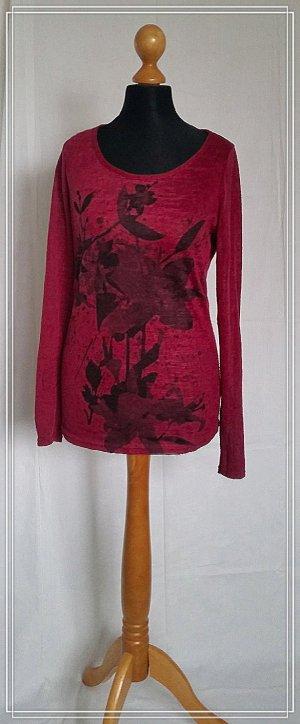 Orsay Langarmshirt Gr. 36