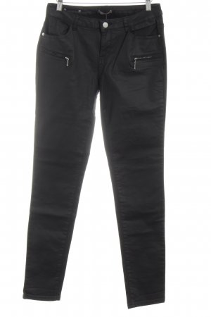 Orsay Leather Trousers black casual look