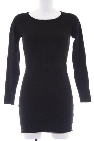 Orsay Longpullover schwarz Casual-Look