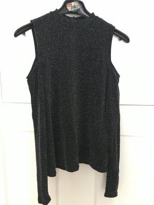 Orsay Lurex Cut Out Longshirt