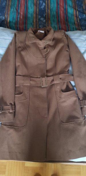 Orsay Abito cappotto marrone chiaro