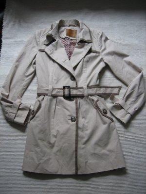 orsay mantel trenchcoat neu gr. s 36 beige