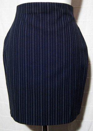 Orsay Mini rok zwart-zilver Gemengd weefsel