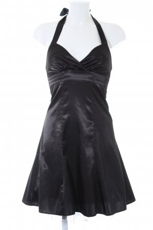 Orsay Halter Dress black elegant