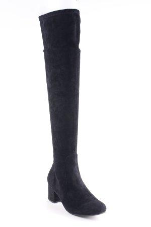 Orsay Overknees schwarz schlichter Stil