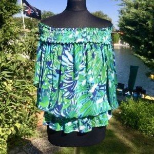 Orsay Oversized blouse turkoois-groen Polyester
