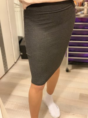 Orsay Falda stretch gris