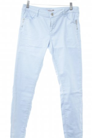 Orsay Drainpipe Trousers azure casual look