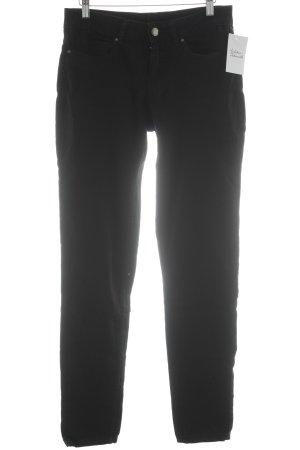 Orsay Röhrenhose schwarz Jeans-Optik