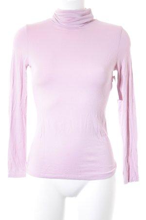 Orsay Rollkragenpullover rosé-hellrosa Casual-Look