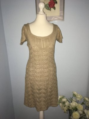 Orsay Shirt Dress beige