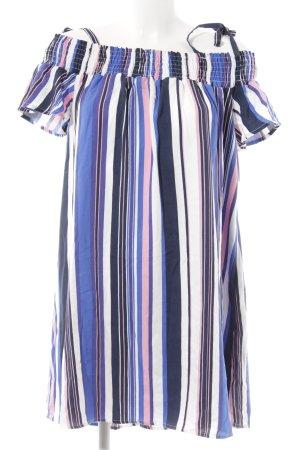 Orsay Off the shoulder jurk gestreept patroon casual uitstraling