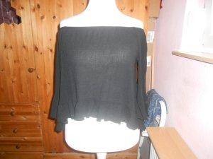 Orsay- schwarze Carmenbluse Gr. 44