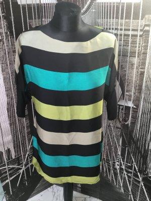 Orsay Shirt satinsartig Größe S tolle Farben