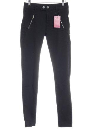 Orsay Skinny Jeans schwarz Casual-Look