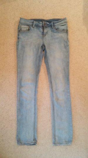 Orsay Slim Jeans helle Waschung neuwertig Größe 36