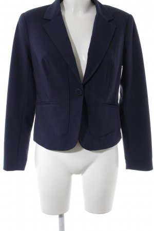 Orsay Smoking-Blazer dunkelblau Business-Look