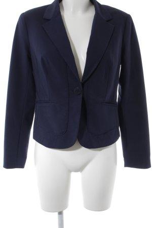 Orsay Blazer de esmoquin azul oscuro estilo «business»