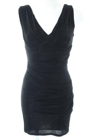 Orsay Vestido elástico negro elegante