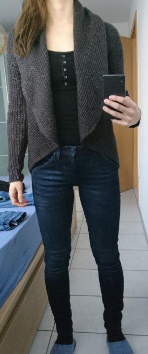 Orsay Cardigan gris foncé-gris anthracite