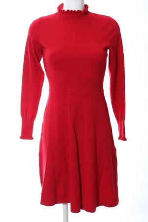 Orsay Abito di maglia rosso stile casual