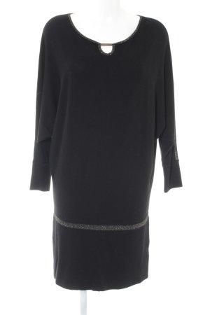 Orsay Strickkleid schwarz Casual-Look