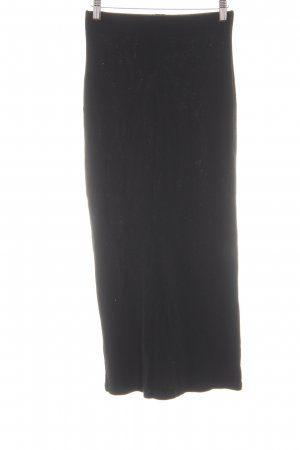 Orsay Knitted Skirt black business style