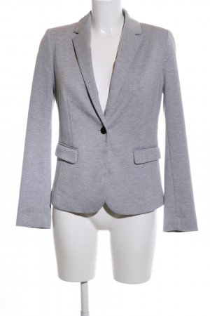 Orsay Sweatblazer hellgrau meliert Business-Look